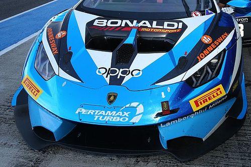 赛道测试:兰博基尼Super Trofeo