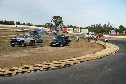 Winton undergoing key circuit modifications