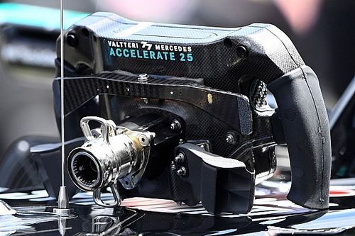 What is the Mercedes magic button and what does it do?