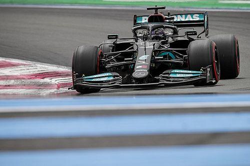 """Hamilton tord le cou au """"mythe"""" du changement de châssis"""