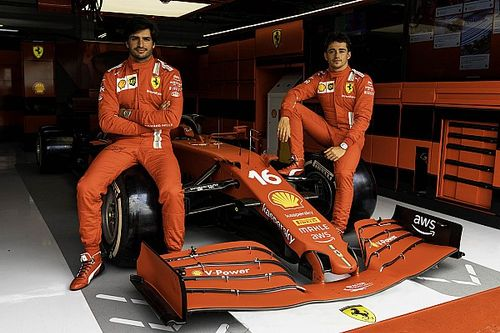 Les logos Mission Winnow de Ferrari retirés