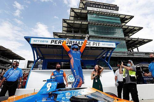 Indy 500: Dixon, Herta'yı yenerek, dördüncü Indy pole pozisyonunu aldı