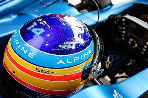 A Prost no le extraña que Alonso necesite tiempo