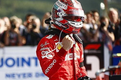 """Leclerc: """"E' un sogno e lo dedico ad Anthoine"""""""