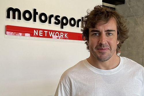 """Fernando Alonso : """"Beaucoup d'espoir"""" pour la F1 en 2022"""