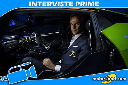 """Pirro, nuova vita in Lamborghini: """"SCV12 fatta per emozionare"""""""