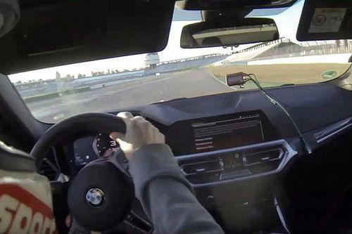 Egy kör a Hockenheimringen az új, manuális váltós BMW M4-gyel