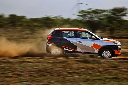 Mahindra unveils rally-spec Super XUV300