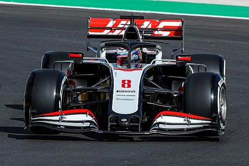 """Grosjean : """"La Haas 2020 est une catastrophe pour moi"""""""