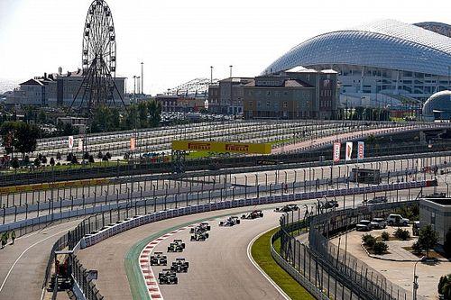 Los horarios diferentes del GP de Rusia 2021 de F1 y cómo verlo