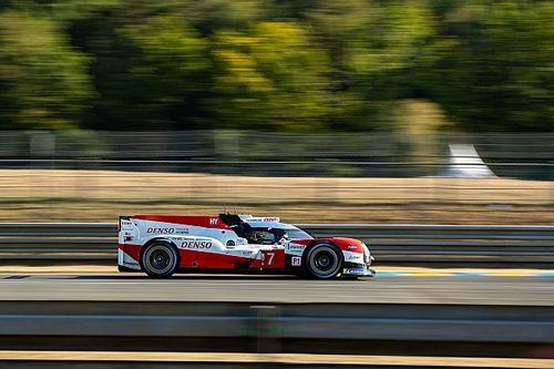 Kobayashi, Le Mans tur rekorunu kıramadığı için hayal kırıklığı yaşıyor