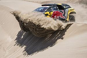 Loeb gana y Al Attiyah asesta un golpe casi definitivo al Dakar; Roma es segundo