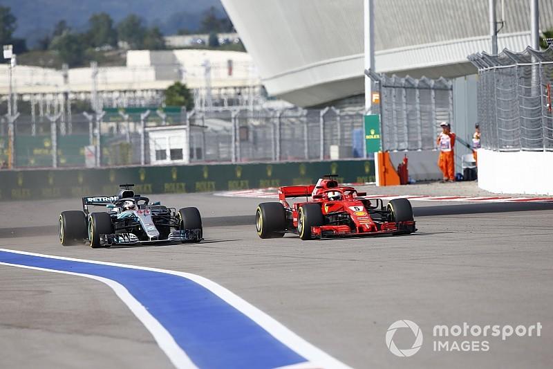 La FIA clarifie la règle du double changement de trajectoire