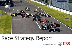 Report strategie: a Suzuka la Ferrari ha regalato la vittoria alla Mercedes. Che battaglia a centro classifica!