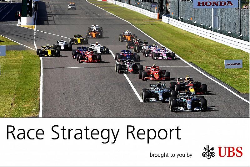 Strateji Raporu: Ferrari Mercedes'e galibiyeti hediye etti