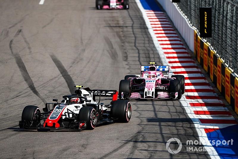 La Haas ha deciso di non appellare la decisione del reclamo perso contro la Force India