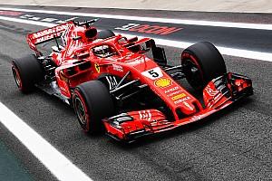 Vettel krijgt reprimande en boete na incident met weegschaal