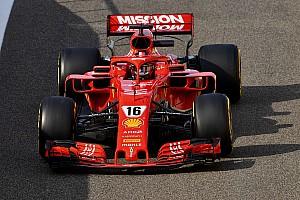 Analisis: Tandem dengan Vettel, Leclerc punya PR