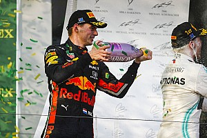 Dit schreven internationale media over Verstappen in Australië