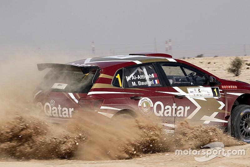 رالي قطر الدولي: العطية يحرز فوزه الـ 14 والأول على متن