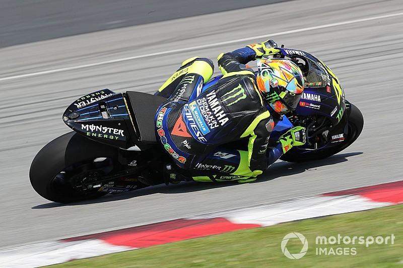 Fotogallery MotoGP: la prima giornata dei test collettivi di Sepang