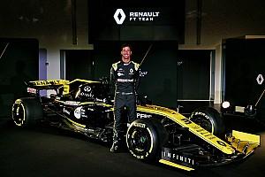 Video: le prime immagini di Daniel Ricciardo al debutto in pista con la Renault R.S.19