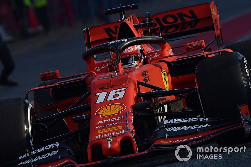 Fotogallery F1: l'ultimo giorno del primo turno di test invernali 2019 a Barcellona