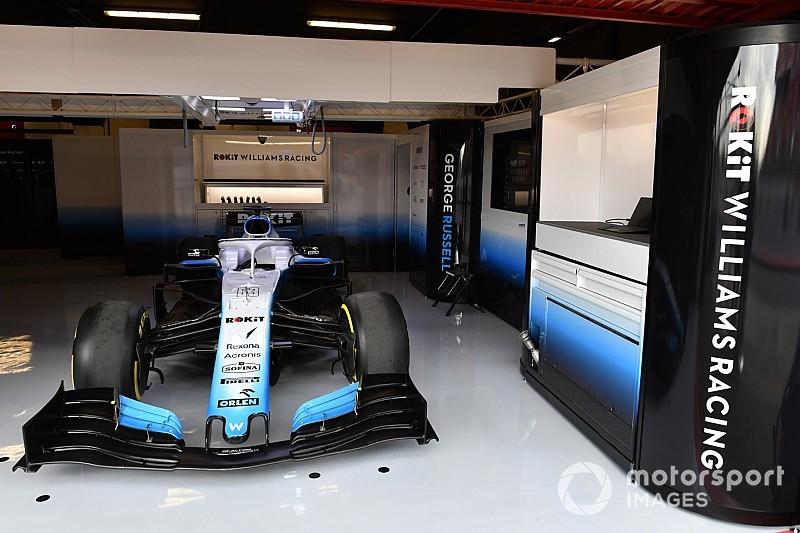 La Williams FW42 attendue au petit matin à Barcelone