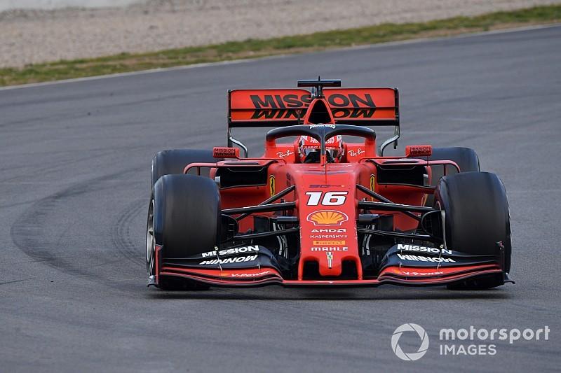 2019 Barcelona testi 2. gün: Sabah bölümünün en hızlısı Leclerc!