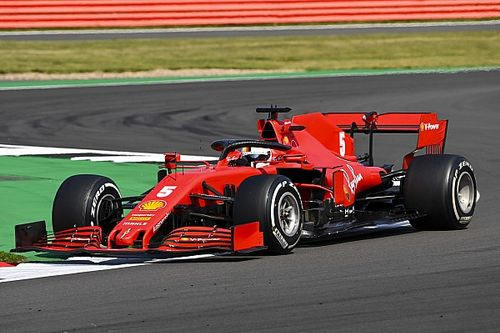 Vettel to get new F1 chassis after Ferrari finds issue