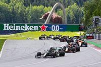 """Hamilton veut que la F1 soit """"créative"""" avec les courses jumelles"""
