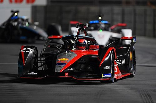 """Nissan """"hurting"""" from London E-Prix disqualification after power overuse"""