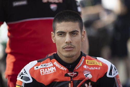 Rinaldi to partner Bautista at Ducati WSBK team in 2022