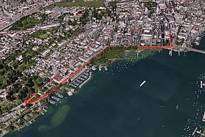 Formel E News Video: Die Formel-E-Strecke von Zürich