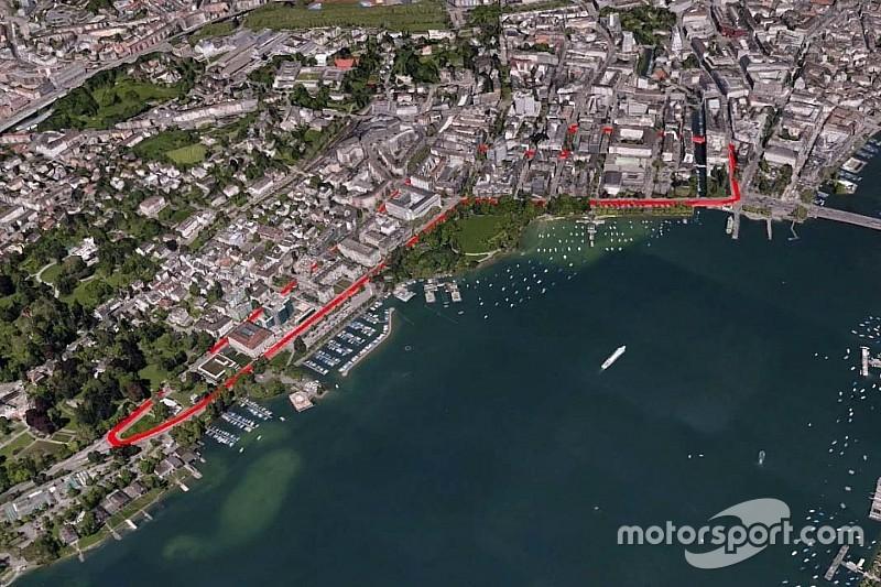 Video, l'idea di tracciato per l'ePrix di Zurigo