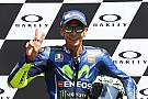 """Rossi: """"Espero tener energía para llegar al final luchando por el podio"""""""