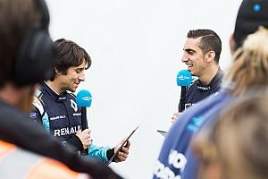 Formula E Breaking news Renault e.dams perpanjang kontrak Buemi dan Prost hingga 2019