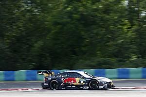 DTM Спеціальна можливість Трансляція першої гонки DTM на Хунгарорингу