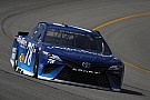 Stage 1: Truex earns ninth stage win of the season at Michigan