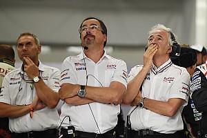 Le Mans Nieuws Toyota-directeur Leupen: