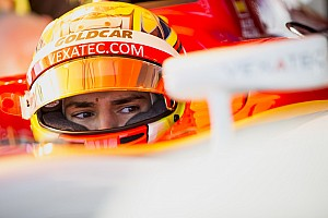 F3-Euro Noticias Alex Palou disputará la F3 Europea 2018 con Hitech GP