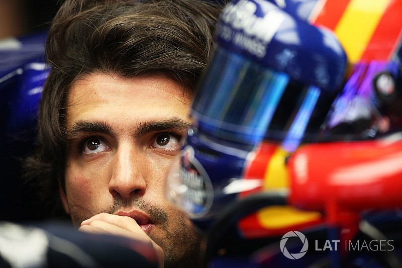 Sainz pindah ke Renault mulai GP Amerika Serikat