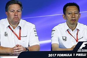 Formel 1 Analyse Analyse: Die Scheidung von McLaren und Honda rückt näher
