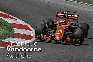 Formule 1 Chronique Chronique Vandoorne - McLaren avait le rythme pour le top 10