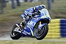 MotoGP Гинтоли заменит Ринса на Гран При Италии