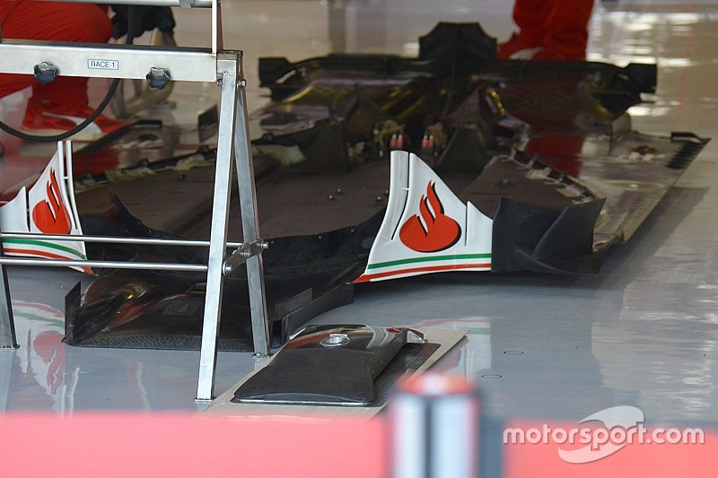 Bite-size tech: Ferrari SF16-H build-up