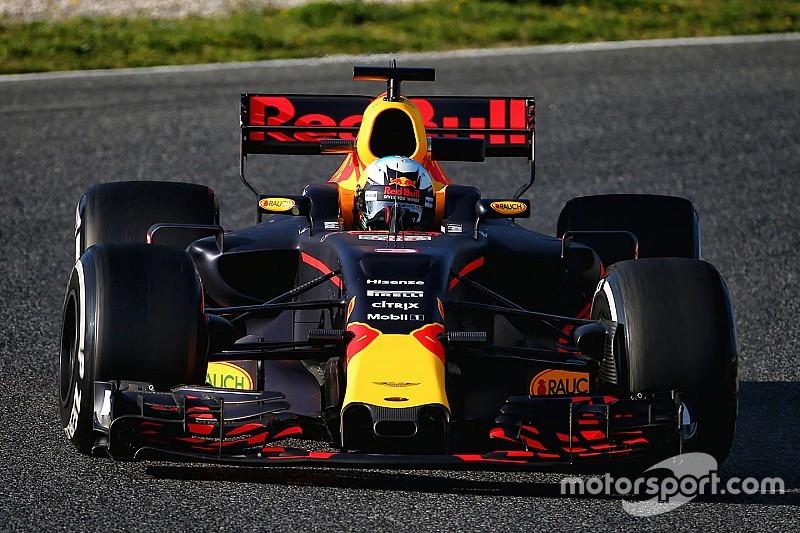 Red Bull no se preocupa por el doble fallo de motor