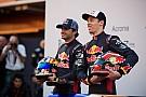 F1 Kvyat sobre Sainz: