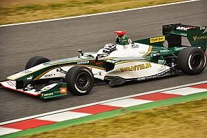 Super Formula Testing report Lotterer leads first Super Formula test day as Gasly impresses