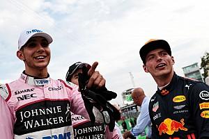 """Ocon reta a Verstappen: """"Creo que aún soy más rápido que él"""""""